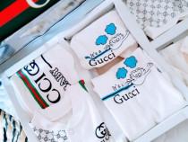 Set bebe Gucci 7 piese/bumbac