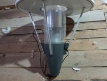 Lampa stradala tip OZN,Philips nouă
