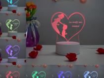 Cadoul Perfect!Lampa 3D LED, diverse modele, 16 Culori