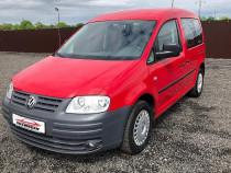 Volkswagen CADDY LIFE 2009/08 1,4 benzina Euro 4