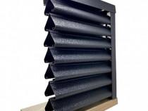 Gard tip Jaluzele Piramida 2000×1100 V-MAT structurat 0.50 m