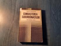 Cunoasterea subordonatilor de Filaret Sintion
