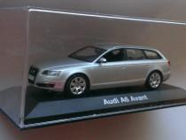 Macheta Audi A6 Avant C6 2004 silver - Minichamps 1/43