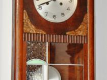 Ceas de perete cu pendul Mauthe