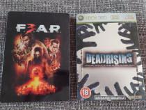 Fear Deadrising Xbox 360 Steelbook