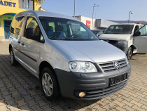Vw caddy life 1.6 i (sau in rate)