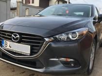 Mazda 3 Sport G120 Challenge, grey machine, 2018