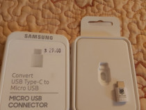 Adaptor usb Samsung. Tipe-C-micro USB