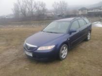 Mazda 6 2000 disel 2 chei acte valabile