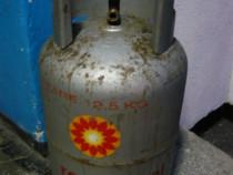 Butelie de aragaz, model nou cu guler / gardă