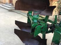 Plug 2 brazde hidraulic ( ideal desfundat pamantul )