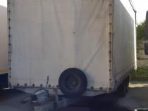 Remorcă agados dona 3,5 tone