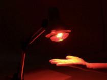 Cap cu lampa infrarosu (masaj, kinetoterapie)