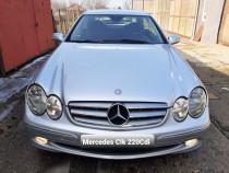 Mercedes Clk 220 Cdi 2007