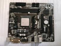 Placa de baza FM2+ ASRock FM2A58M-DG3 PCI-E + AMD Athlon X2