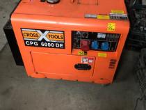 Generator curent trifazic/monofazic