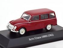 Macheta Auto Union 1000S Universal 1962 (Break)- Altaya 1/43