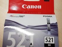 Cartus imprimanta ORIGINAL si SIGILAT Canon CLI-521BK Negru
