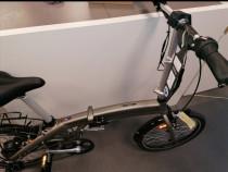 Bicicleta pedale +electrica