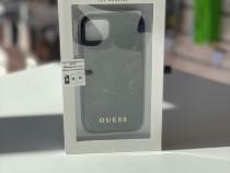 Husa Guess iPhone 12 Mini Colectia Marble-Negru