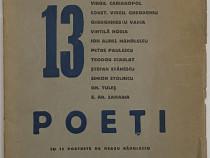 13 poeti Baciu Caledoniu Gheroghiu Vania Horia Manolescu