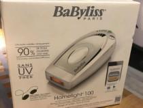 Epilator IPL Babyliss G934E Homelight, UV-free