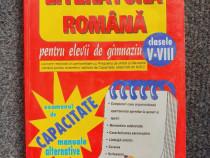 Limba si literatura romana pentru elevii de gimnaziu badea