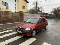 Dacia Logan 1.6MPi 90cp laureat dotat Full + GPL