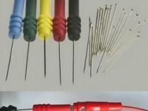 Set acupunctură sonde tip ace înțepare-banană HT307 pentru o