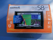 Gps garmin nuvi 58 LMT in cutie
