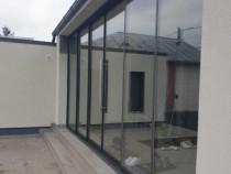 Inchideri terase ,balcoane cu sticlă securizată