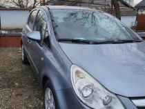 Opel corsa d an 2007 Germania