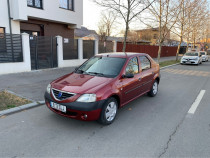 Dacia Logan 1.6MPi 90cp Laureat dotat Full + GPL ,intretinut