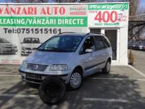 VW Sharan,1.9Diesel,7Locuri,2004,Navi,Finantare Rate