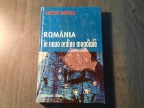 Romania in noua ordine mondiala Victor Roncea