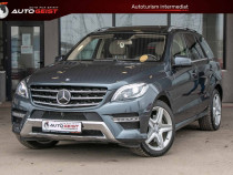 Mercedes-benz ml 350 4matic panoramic