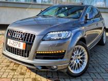 Audi Q7 3.0Tdi EURO6 7Locuri Perne Aer/Side Assist/Portbagaj
