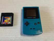 Nintendo Game Boy Poket Color+Caseta Pacman Gameboy-Germa