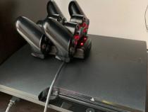 Consola Sony PlayStation 3 Slim, 320GB, Neagra