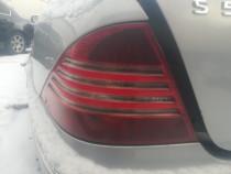 Stopuri Mercedes s class facelift