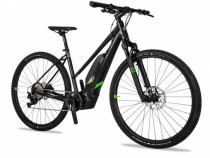 Bicicleta Electrica Oe Skoda Ebike Lady Negru Marime Rama S