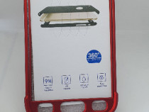 Husa 360 Samsung G930 Galaxy S7 + cablu de date cadou