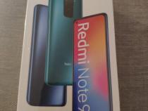 Xiaomi redmi note 9 gri, 128 gb, garantie