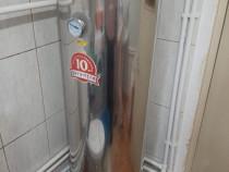 Boiler pe lemne + butelie de presiune