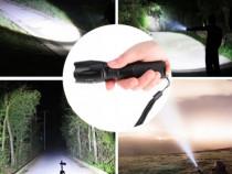 Lanterna Profesionala 10.000 Lumeni Sporturi/Bicicleta/Etc