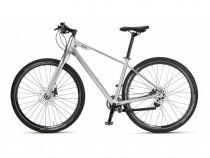 Bicicleta Oe Bmw Cruise Argintiu Lucios Marimea M 8091246597