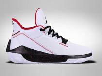 Adidasi Nike Air Jordan 2x3 white fire red