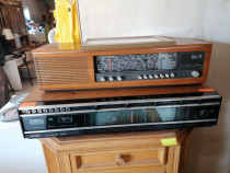 Deck, cd player, radio vintage,