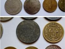 14 monede vechi Romania, pentru colecționari