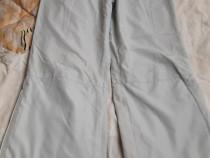 Pantaloni albastru deschis dama - marime 42